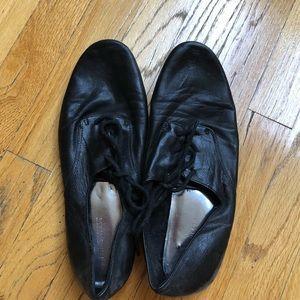 Nine West Comfy Oxford Shoes Size 9.5